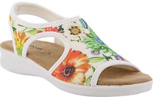 Spring Step Flexus by Spandex Sandals - Nyaman-Bouquet