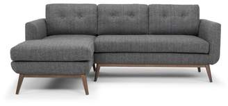 Langley Street Odyssey Sectional Orientation: Left Hand Facing,
