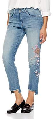Monroe Madison Denim Women's Slim Straight Jean