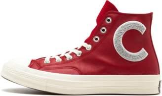 Converse CTAS 70 HI - Enamel Red/Wolf Green