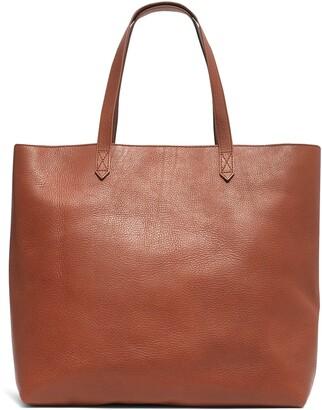 b45f390dc Madewell Tan Leather Handbags - ShopStyle