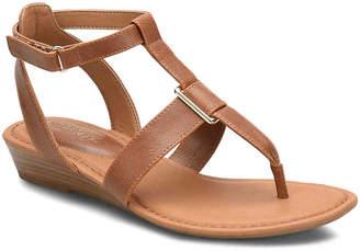 bd5e1248b5ed EuroSoft Brown Women s Sandals - ShopStyle