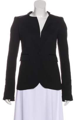Rachel Zoe Structured Wool-Blend Blazer