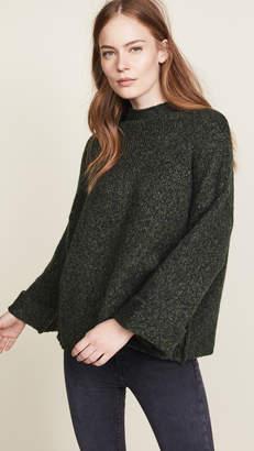 Line Kira Funnel Neck Sweater