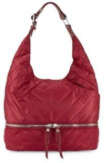 Sam Edelman Quilted Hobo Bag