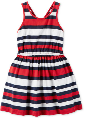 Carter's Stripe Cotton Sundress, Toddler Girls (2T-4T) $24 thestylecure.com