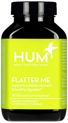 HUM Nutrition Flatter Me Supplement.