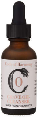 Code of Harmony Crave Oil Cleanser + War Paint Remover, Travel Size