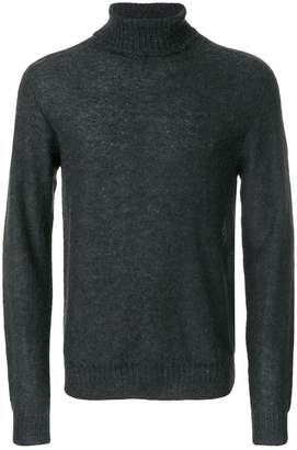 Lemaire fitted roll-neck sweater
