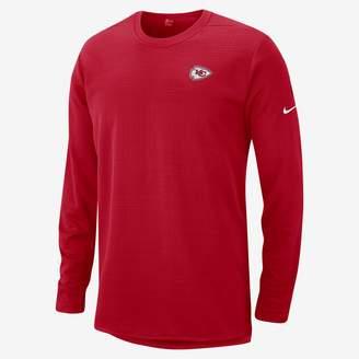 Nike Modern (NFL Chiefs) Men's Long Sleeve Top