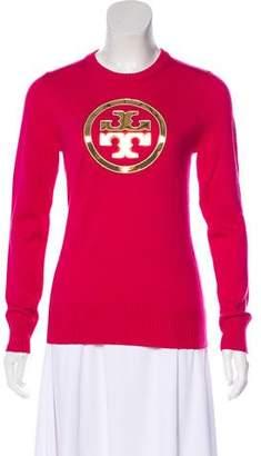 Tory Burch Wool Embellished Sweater