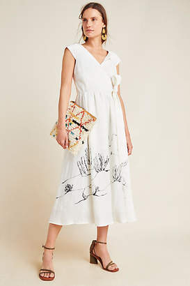 Tracy Reese Hope for Flowers by Guinevere Midi Dress
