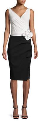 Chiara Boni Sleeveless Wrap Dress