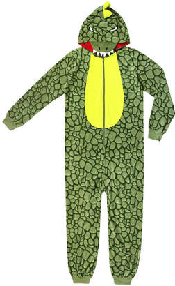 Arizona Character Long Sleeve One Piece Pajama-Boys Husky