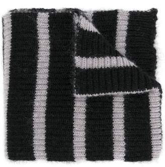 Faith Connexion striped scarf