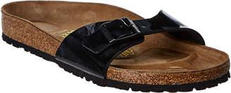Birkenstock Madrid Birko-Flor Patent Sandal
