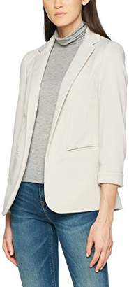 Wallis Women's Ribbed Ponte Suit Jacket
