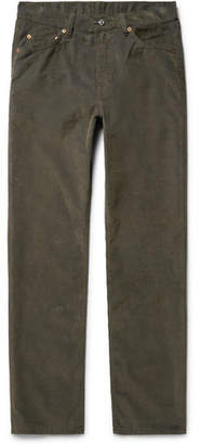 Our Legacy Second Cut Cotton-Blend Corduroy Trousers