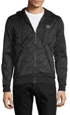 Antony Morato Camouflage Fleece Jacket
