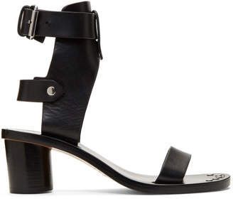 Isabel Marant Black Jaeryn Iconic Sandals
