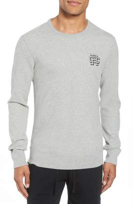 Reigning Champ Lightweight Classic Fit Sweatshirt