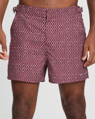 The Upside Diamond Tab Mountain Shorts