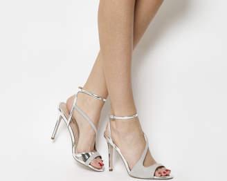 Office High Flyer Heeled Sandals