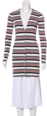 Alexander Wang Merino Wool Knit Cardigan