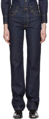 Calvin Klein Blue Brooke Jeans