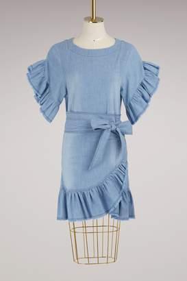 Etoile Isabel Marant Cotton Lelicia dress