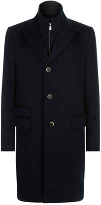 Corneliani Double Collar Coat