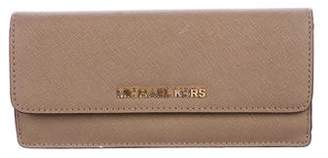MICHAEL Michael Kors Leather Flap Wallet