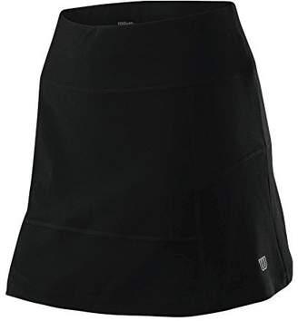 Wilson Women's Rush 13.5 Skirt Ii Co/Bk XS