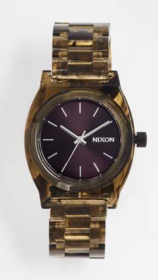 Nixon Medium Time Teller Watch, 35mm
