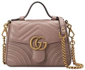 Gucci GG Marmont mini top handle bag