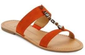 Dolce Vita Jaliya Leather Open Toe Sandals