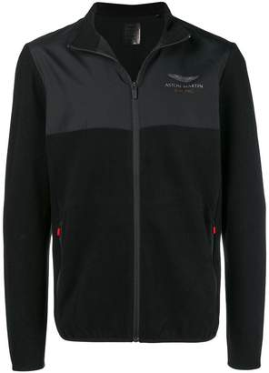 Hackett Aston Martin Racing zip up jacket