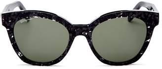 Salvatore Ferragamo Women's Cat Eye Sunglasses, 54mm