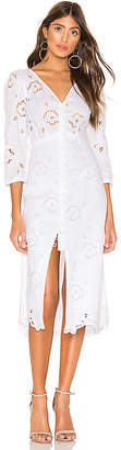Rebecca Taylor Terri Embroidered Dress
