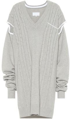 Maison Margiela Wool and cotton sweater