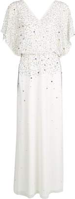 Dorothy Perkins Womens **Showcase White 'Danni' Bridal Maxi Dress