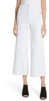 Cinq à Sept Marla Wide Leg Pants