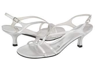 Stuart Weitzman & Evening Collection Reversal Women's Dress Sandals