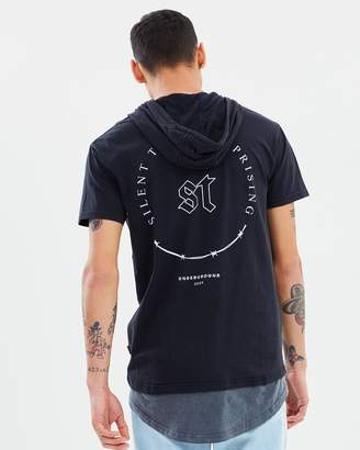 Silent Theory Billo Hooded Tee