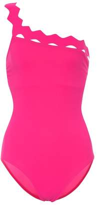 Karla Colletto Havana one-shoulder swimsuit
