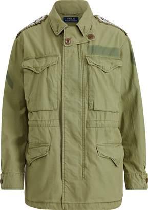 Ralph Lauren Steer-Head Military Jacket