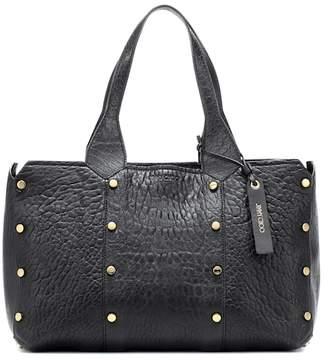 Jimmy Choo Lockett leather shopper bag