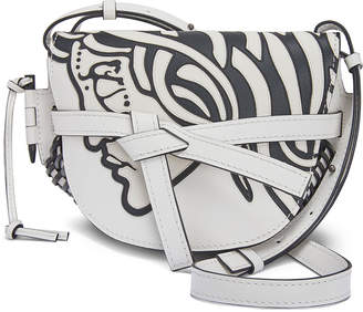 Loewe Gate Salome Leather Satchel Bag