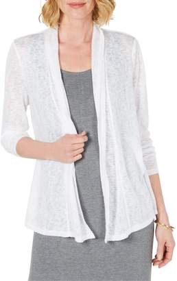 Style&Co. Style & Co. Classic Open-Front Cardigan