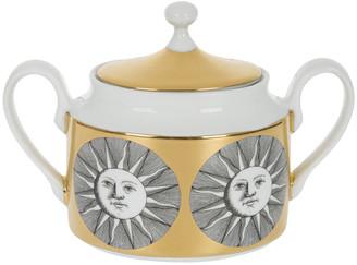Fornasetti Sole Sugar Bowl
